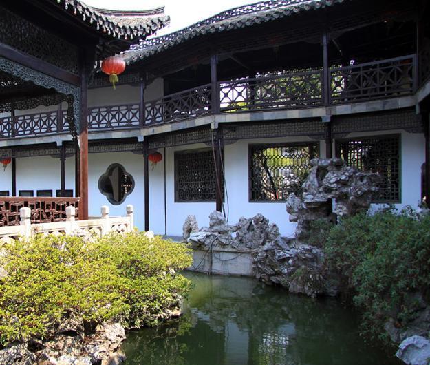 Elegant Chinese Garden Design Inspirations For Beautiful