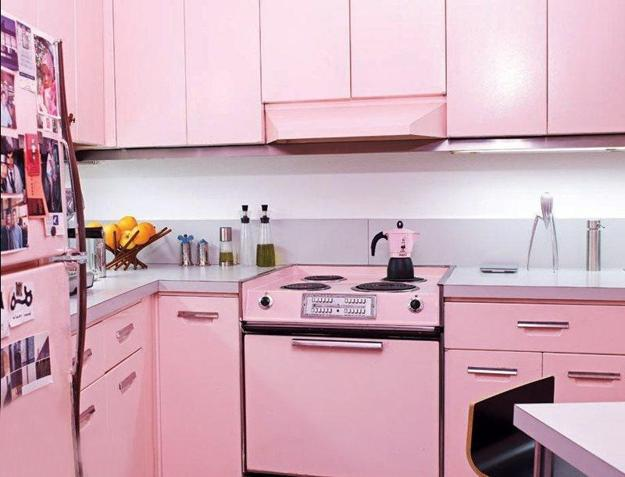 Pink Color Schemes Offering Symbolic And Romantic Interior Design Ideas