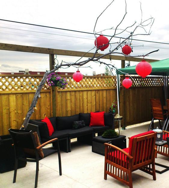 Home Decorations Canada: 33 Canada Day Party Decorations And Ideas For Outdoor Home