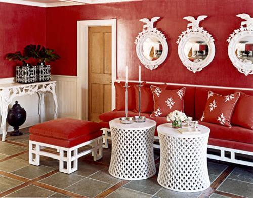 50 Red And White Home Decorating Ideas For Canada Day