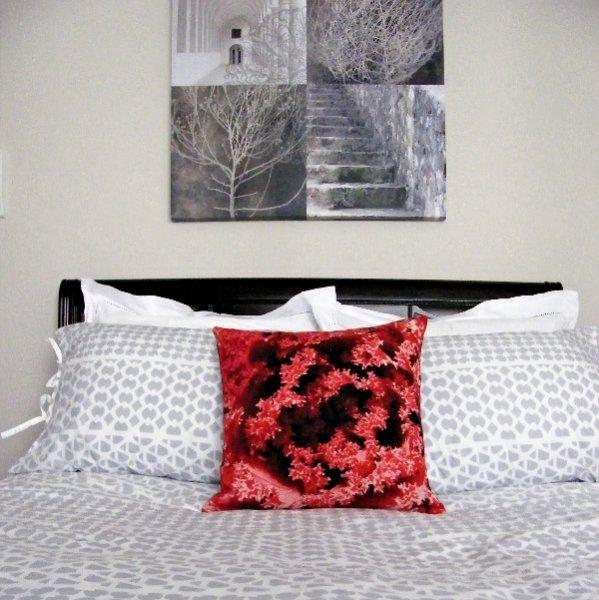 Canada Home Decor: 50 Red And White Home Decorating Ideas For Canada Day