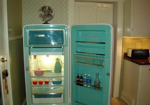25 Modern Kitchen Design Ideas Making Statements Colorful Retro Fridges