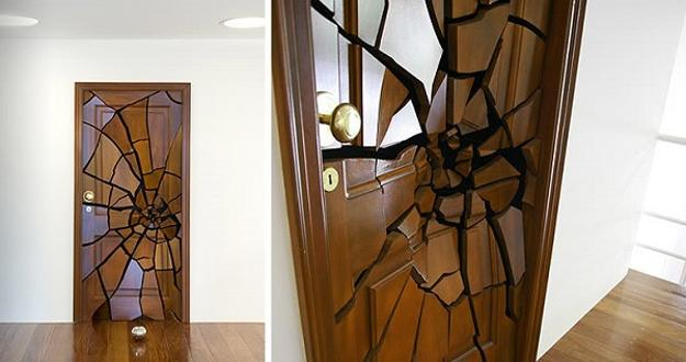 Unusual Interior Doors Adding Surprising Accents to Modern Interior ...