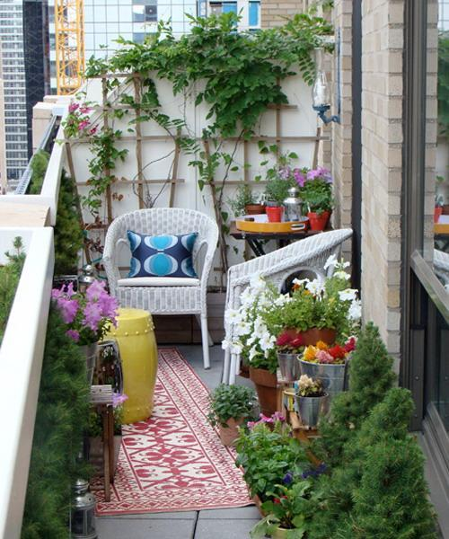 33 Small Balcony Designs and Beautiful Ideas for ...