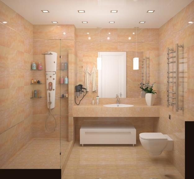 Coolcontemporary Bathroom Designs Ideas For Small Apartment In Bathroom Design 24 Inspiring: How To Move Toilets In Bathrooms, 30 Home Staging And Bathroom Design Ideas
