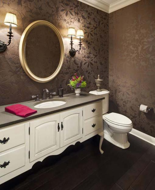 Small Bathroom Vanity Mirror Ideas