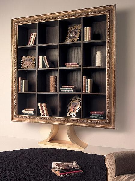 22 Modern Book Shelves To Display Books In Creative And Beautiful Ways