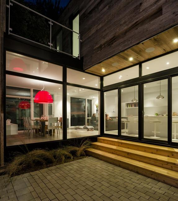 Contemporary House Design In Minimalist Zen Style Harmonized With