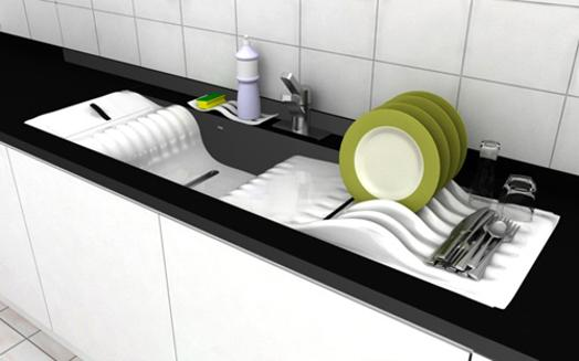 Unusual Kitchen Sinks And Attachments Adding Unique Details