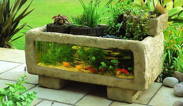 35 Unusual Aquariums And Custom Tropical Fish Tanks For