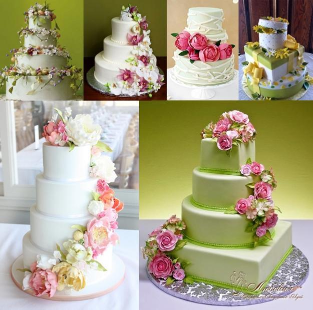 wedding cake flowers decorations fabulous ideas for cake decoration with edible flowers 22671