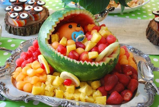 Fruit Cakes In Mason Jars