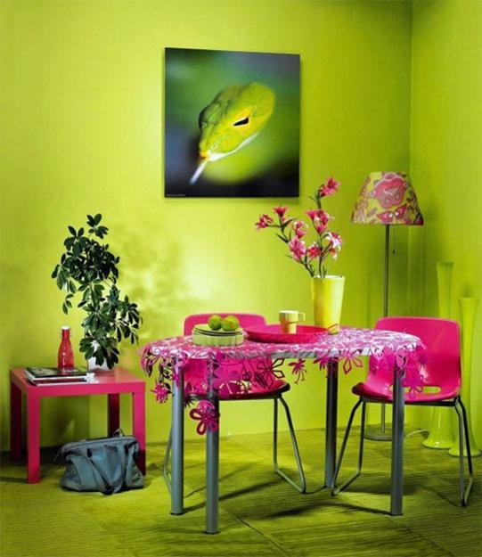 Attrayant How To Add Green Colors To Existing Interior Design And Decor