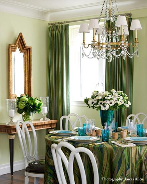 How to Add Green Colors to Existing Interior Design and Decor