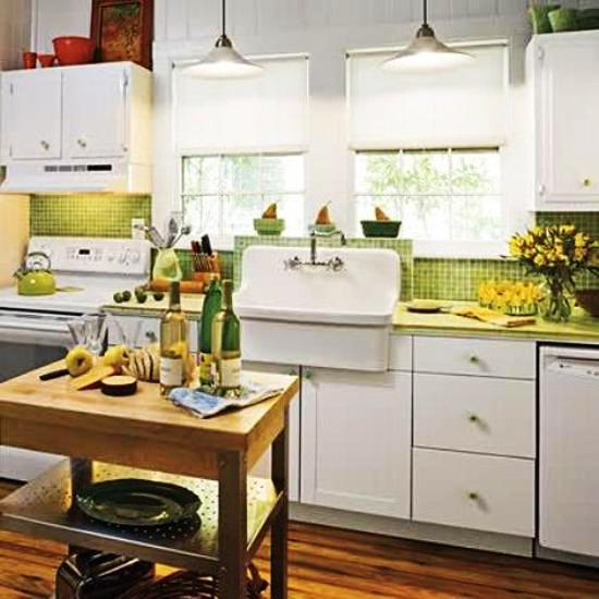 Kitchen Design Yellow Colour Name