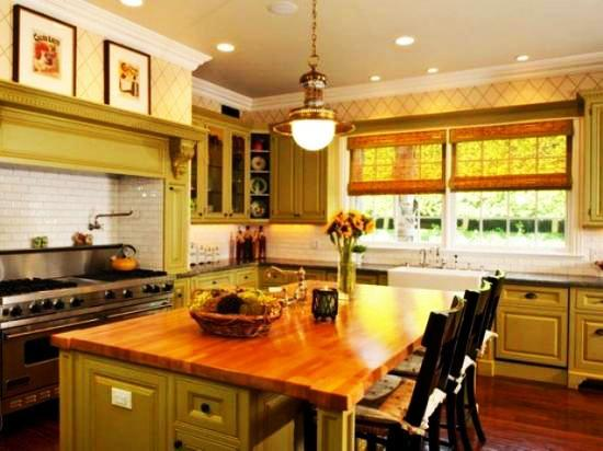 green and yellow kitchen 20 modern kitchens decorated in yellow and green colors 3964