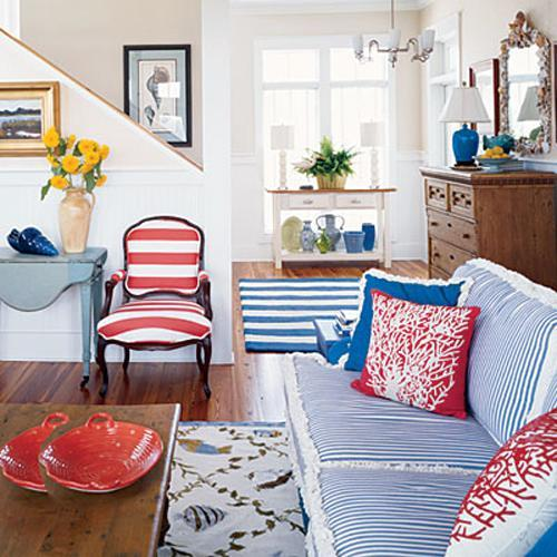 30 Patriotic Home Decoration Ideas In