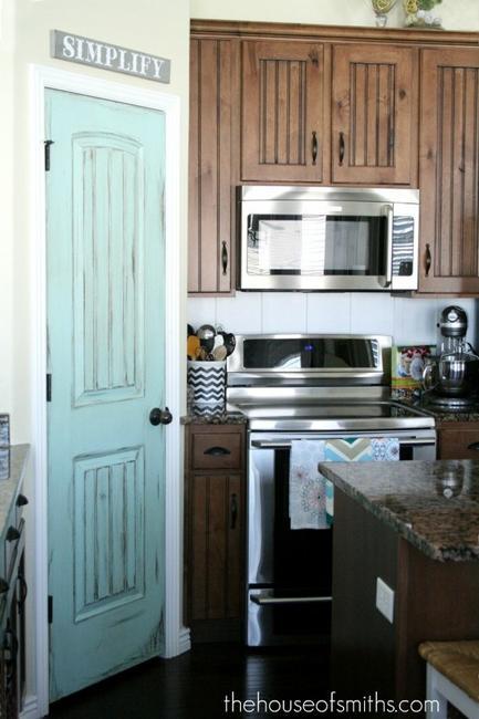 Wooden Sliding Door Interiors