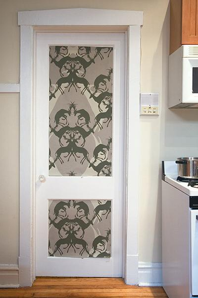 30 Creative Interior Door Decoration Ideas Personalizing ...