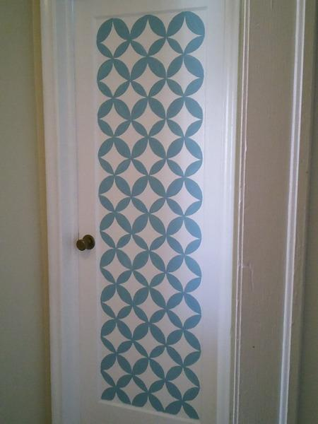 30 Creative Interior Door Decoration Ideas Personalizing