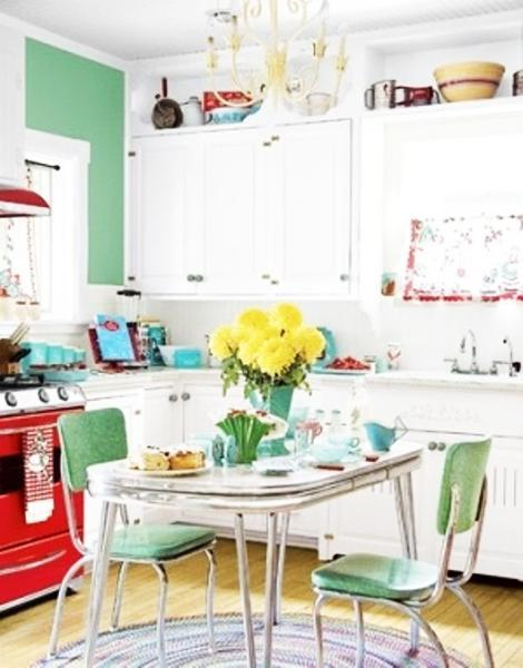 25 ideas for dining room decorating in yelow and green colors