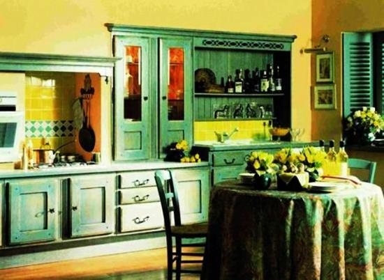 Tips For Kitchen Color Ideas: 25 Ideas For Dining Room Decorating In Yelow And Green Colors