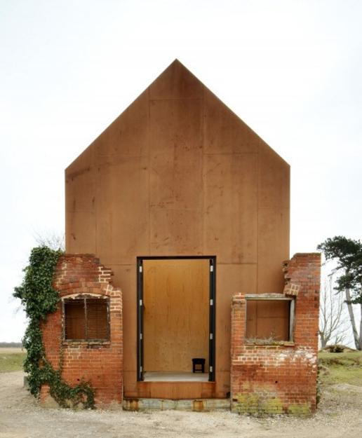 Bricks Studio: Unique Architectural Design Blending Contemporary Exterior