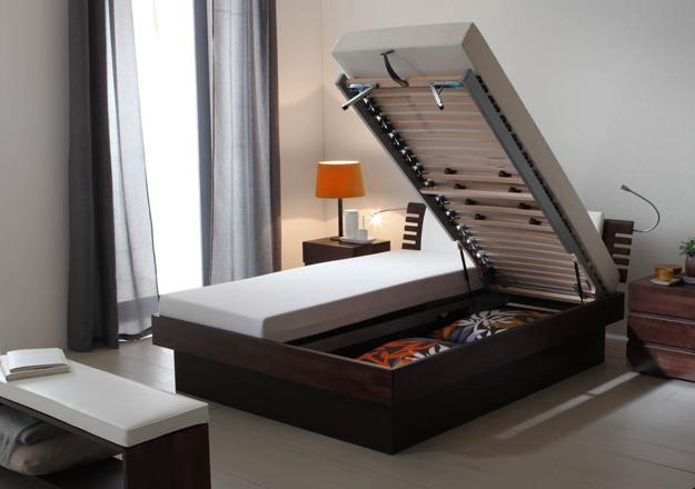 30 space saving beds with storage improving small bedroom - Small space bedroom furniture ...