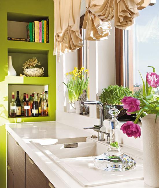 22 Unique Kitchen Sinks Personalizing Modern Kitchen