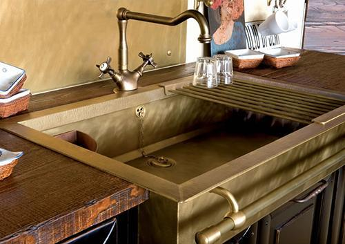 22 Unique Kitchen Sinks Personalizing Modern Kitchen Design with ...