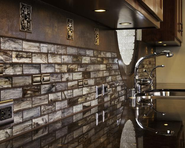 surprising kitchen wall tile designs | Top Modern Ideas for Kitchen Decorating with Stylish Wall ...
