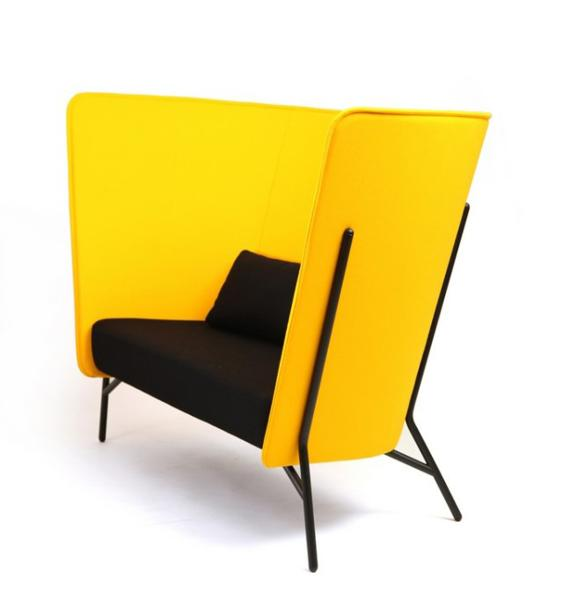 office chairs and coaches for modern office decorating