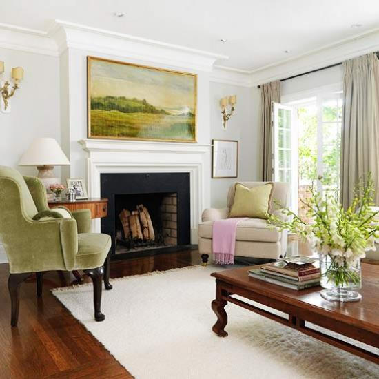 Modern Interior Design And Sensual Home Decor In Pastel