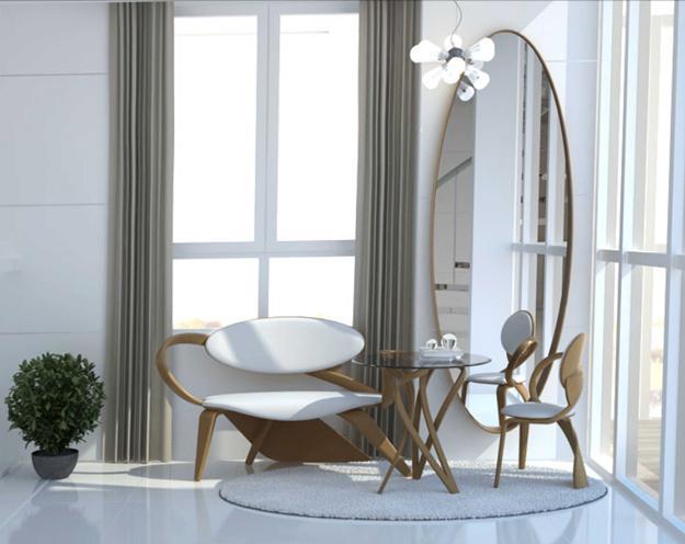Gorgeous Wood Furniture Design Ideas From Actual Design Studio