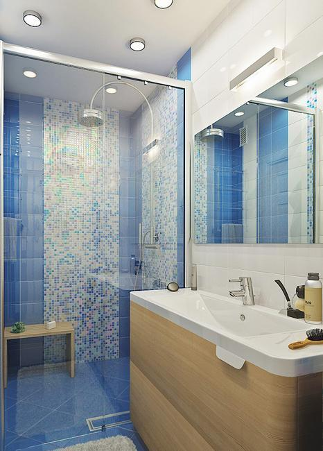 25 small bathroom remodeling ideas creating modern rooms - Small bathroom remodel with tub ...