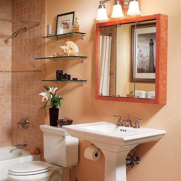 Bathroom Ideas: 25 Small Bathroom Remodeling Ideas Creating Modern Rooms