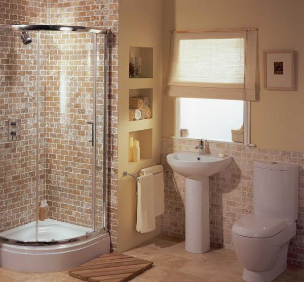 Bathroom Ideas For Small Bathrooms: 25 Small Bathroom Remodeling Ideas Creating Modern Rooms