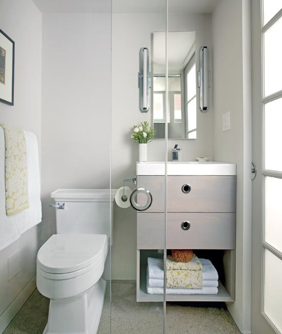 25 Small Bathroom Remodeling Ideas Creating Modern Rooms ... on Small Bathroom Renovation Ideas  id=28294