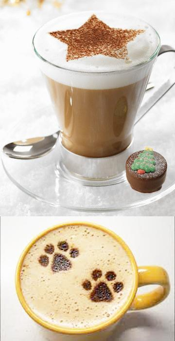 Creative Ideas For Hot Drinks And Food Decoration Food