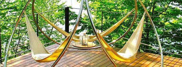 Unique Trinity Hammocks For Complete Relaxation And