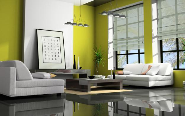 Modern Interior Design Trends, Wallpaper Patterns And Decor Accessories For Oriental  Interior Decorating
