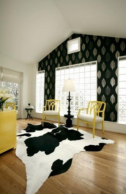 Black and Brown Colors, Modern Interior Design Trends