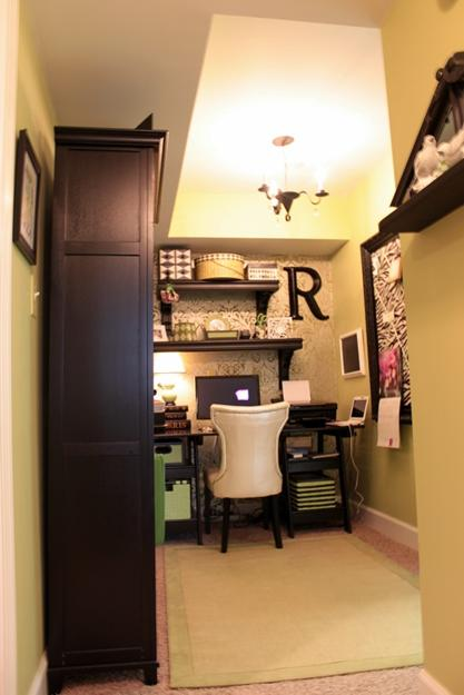 Small Home Office Designs Photos: 22 Built In Home Office Designs Maximizing Small Spaces