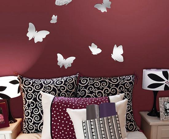 Butterflies Decoration To Romanticize And Feng Shui Homes