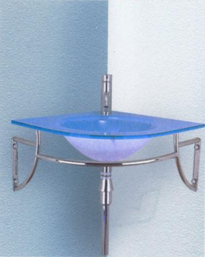 Corner Bathroom Sinks Creating Space Saving Modern