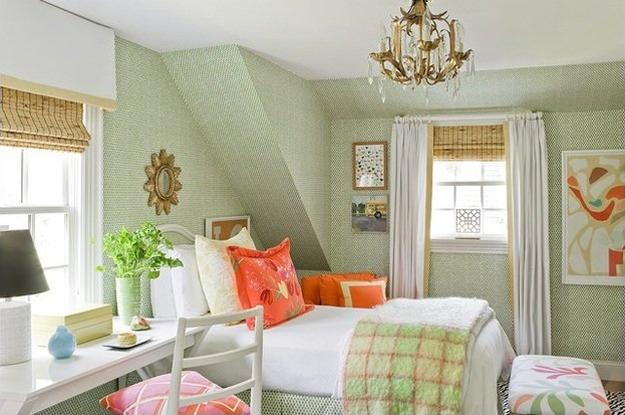 Soft Yellow And Pastel Green Colors Modern Color Trends