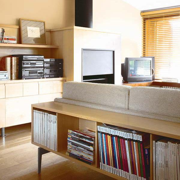 book storage ideas and home library design