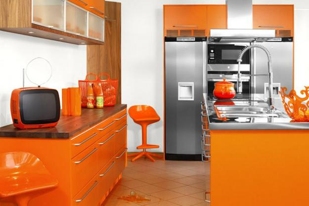 Kitchen Colors Schemes Warm