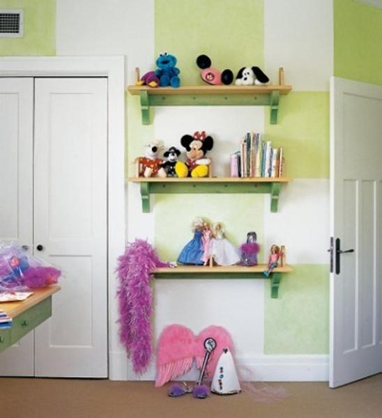 Wall Shelves For Childrens Room