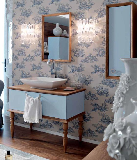 Modern bathroom vanities and sinks adding chic and style - Unique bathroom vanities for small spaces ...